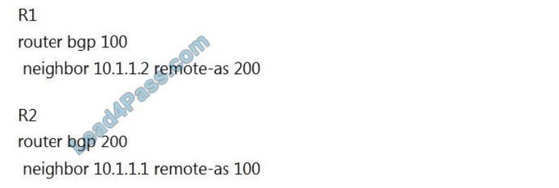 cisco 300-410 certification exam q10-1