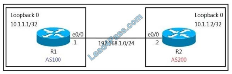 cisco 300-410 certification exam q10